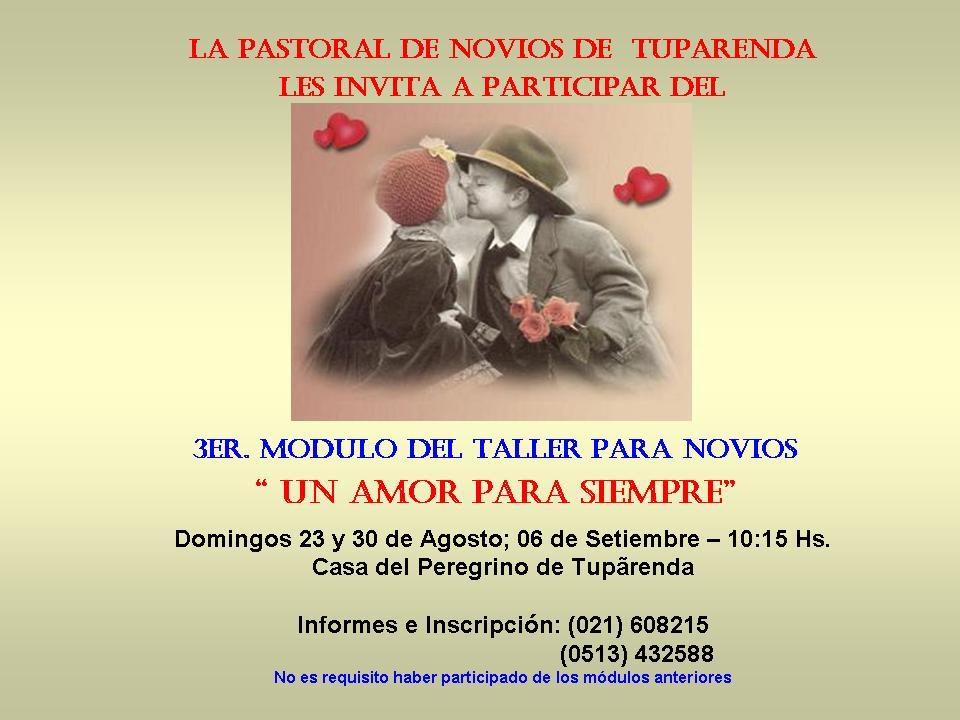 Taller para novios (Tup) | Movimiento Apostólico de Schoenstatt ...